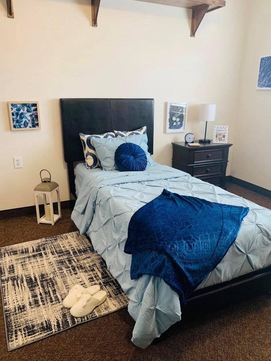 BeeHive Homes Bedroom