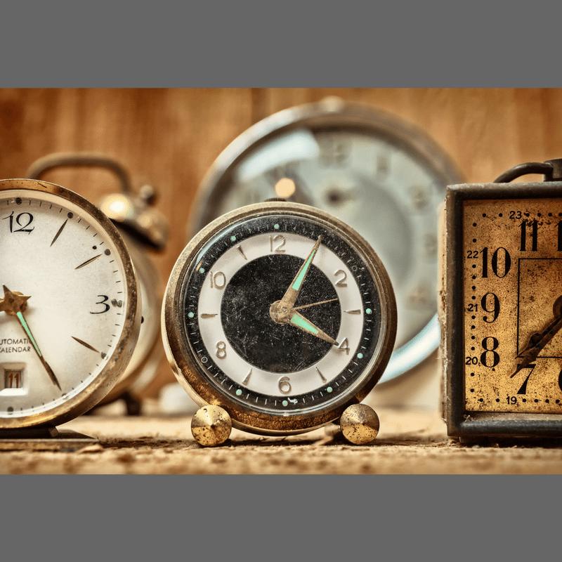 Assisted Living Clocks